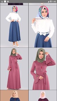 e18e5ea000a49 ... ملابس محجبات 2019 - ازياء المحجبات hijab fashion تصوير الشاشة 2 ...