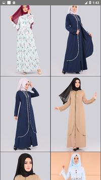 04ce2c3ae30c3 ... ملابس محجبات 2019 - ازياء المحجبات hijab fashion تصوير الشاشة 5 ...