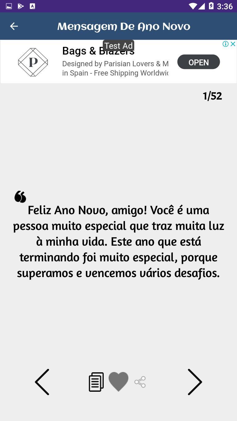 Mensagens E Frases De Feliz Ano Novo 2019 For Android Apk