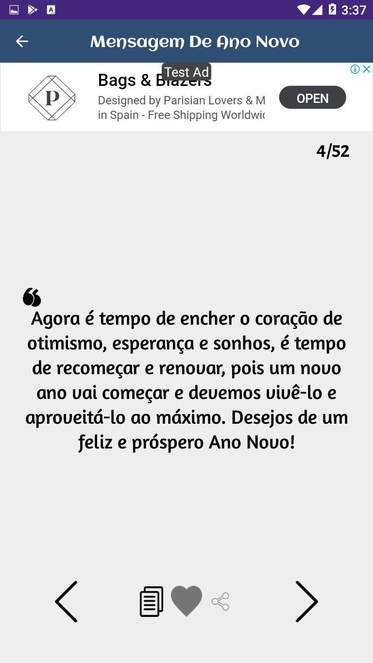 Mensagens E Frases De Feliz Ano Novo 2019 для андроид
