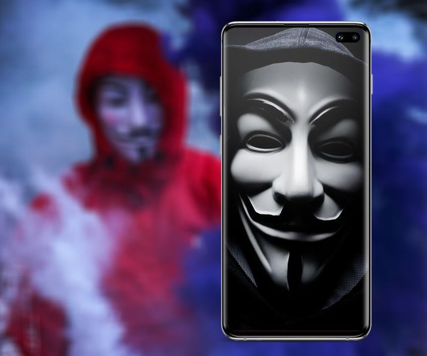 Anonymous Wallpapers 4k Backgrounds For Android
