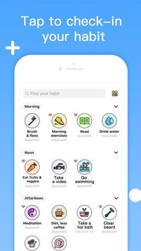 Habit Tracker:Daily Planner Organizer,Goal tracker スクリーンショット 2