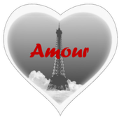 Messages et Poemes d'Amour en français アイコン