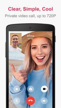 JusTalk - Free Video Calls and Fun Video Chat gönderen