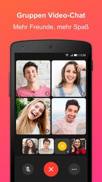 JusTalk - Free Video Calls and Fun Video Chat Screenshot 3