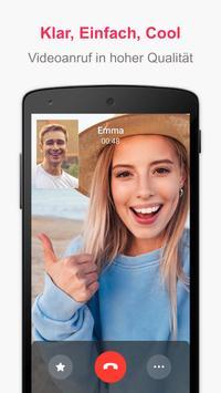 JusTalk - Free Video Calls and Fun Video Chat Plakat