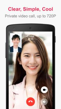 JusTalk - Free Video Calls and Fun Video Chat poster