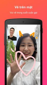 JusTalk - Free Video Calls and Fun Video Chat ảnh chụp màn hình 1