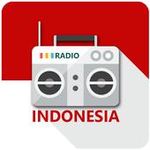 Indonesian Online Radio Collection icon