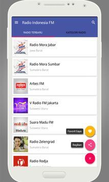 Indonesian Online Radio Collection screenshot 4