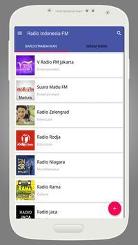 Indonesian Online Radio Collection screenshot 5