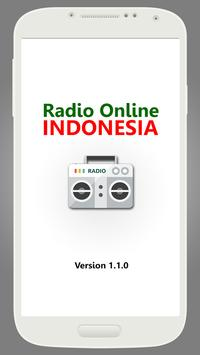 Indonesian Online Radio Collection poster