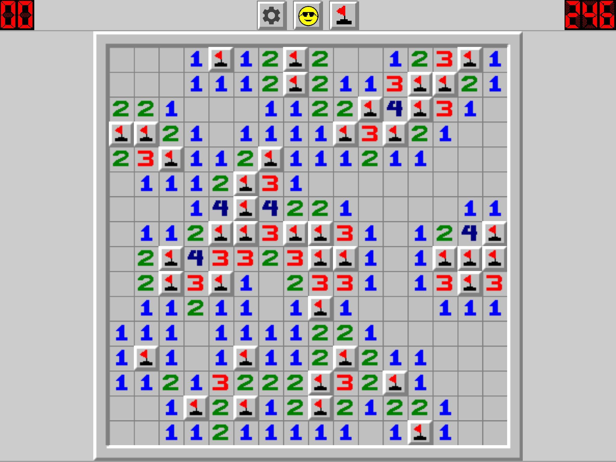 Minesweeoer