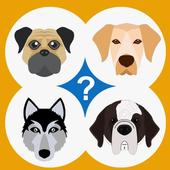 Quiz - Raças de cachorros icon