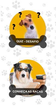 Quiz - Raças de cachorros poster