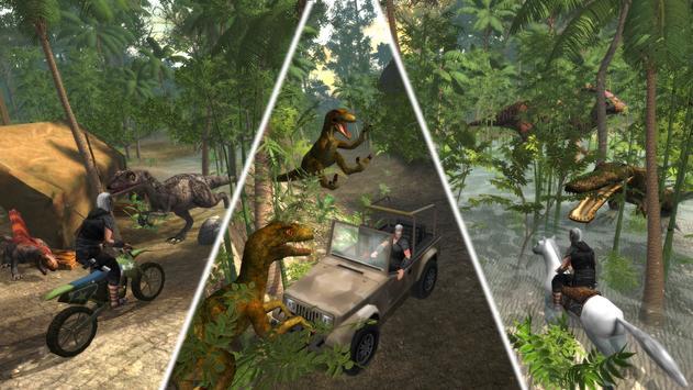 Dinosaur Assassin: Evolution screenshot 1