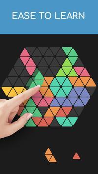 Hexa 1010! Block Puzzle Plakat
