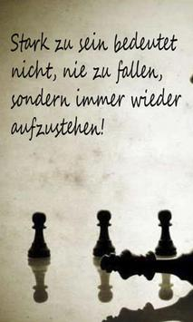 Motivational Quotes - German screenshot 1