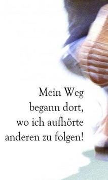 Motivational Quotes - German screenshot 8