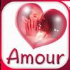 Messages d'amour en Français - Éditeur de textes 圖標