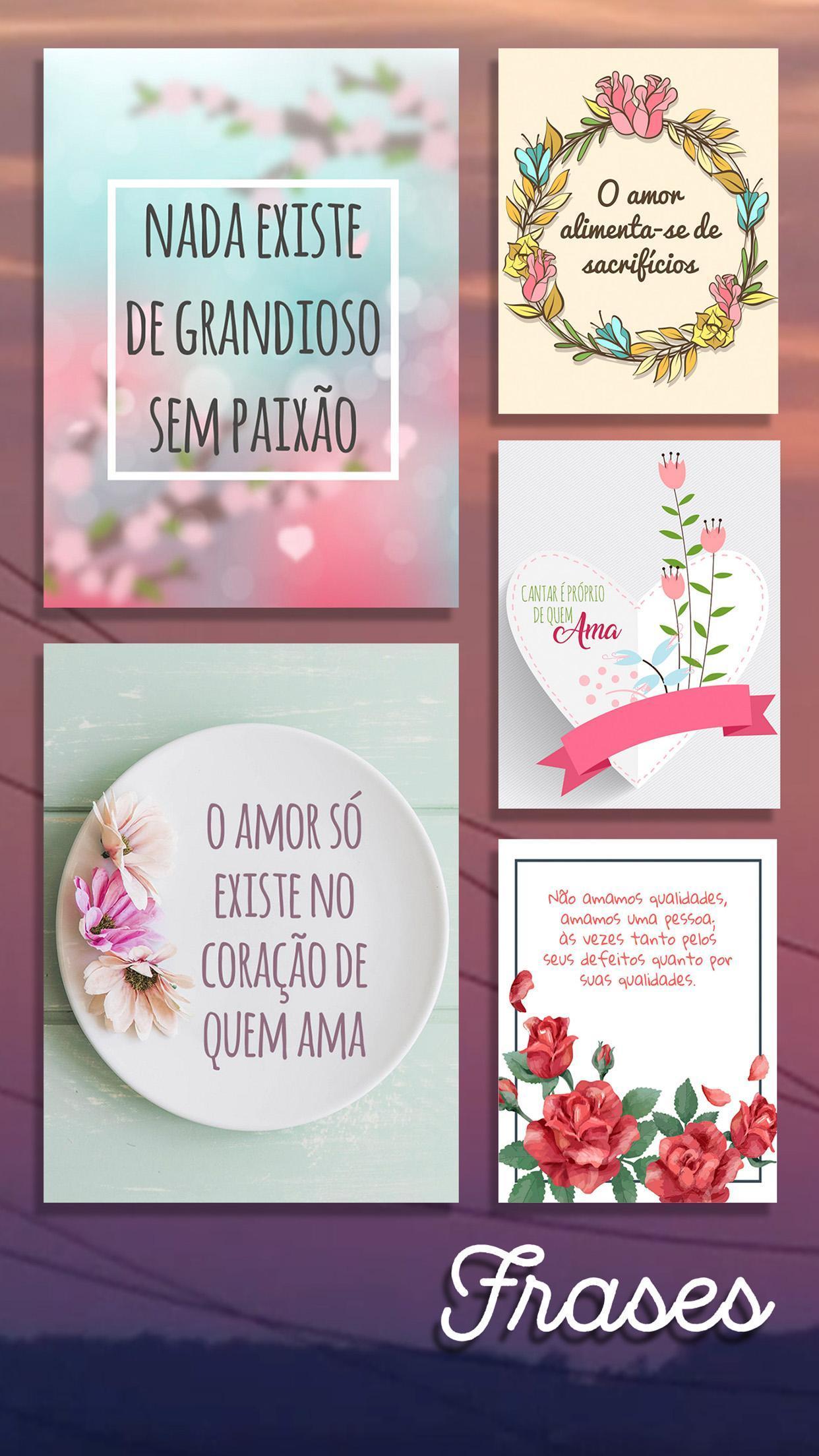 Frases De Amor Conquista E Muito Mais For Android Apk