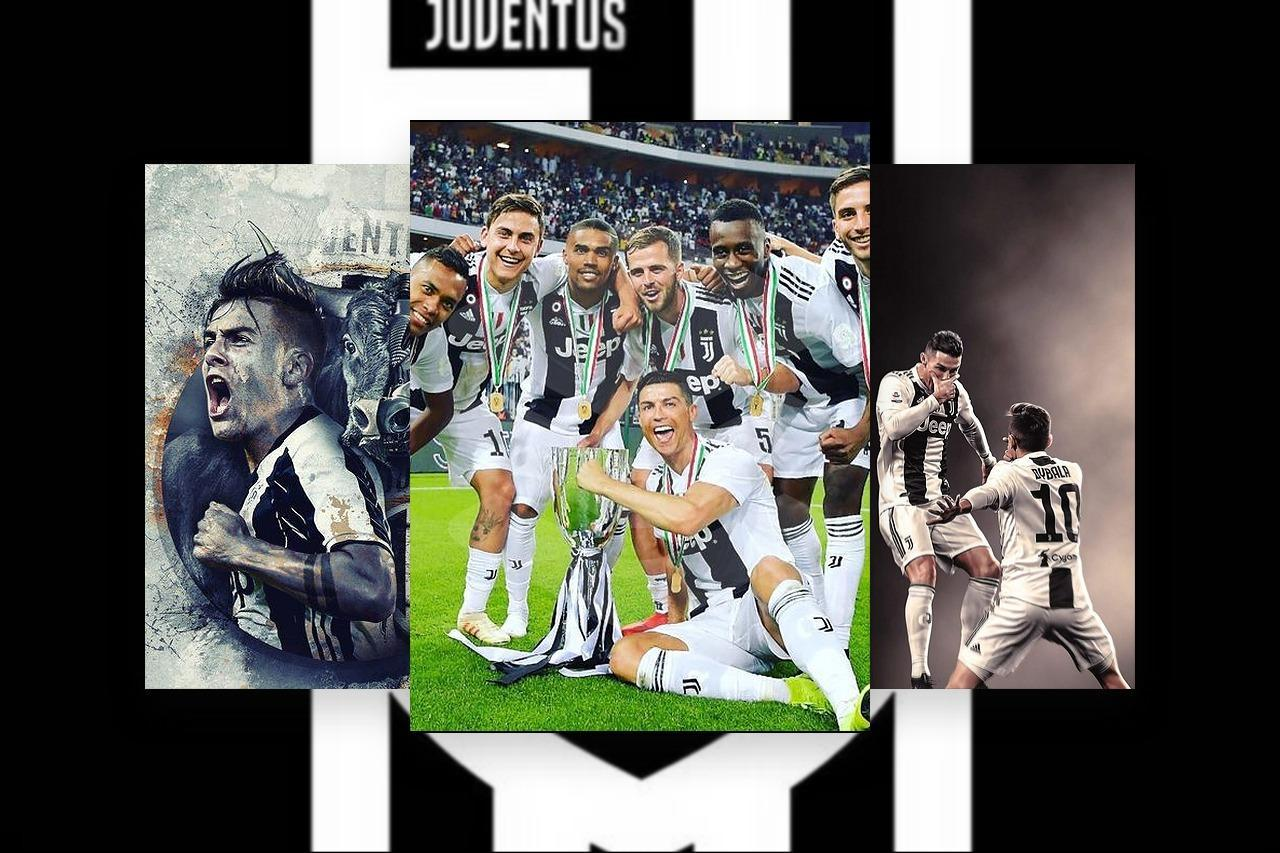 Wallpaper HD Juventus 2019 Fline For Android APK Download