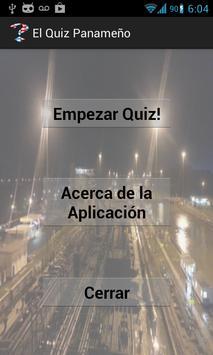 El Quiz Panameño poster