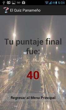 El Quiz Panameño screenshot 2