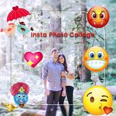 Insta Photo Collage icon