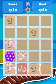 2048 Candy screenshot 1