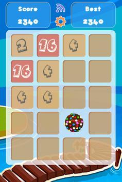 2048 Candy screenshot 2
