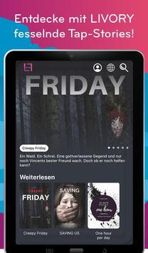 LIVORY – fesselnde Tap-Stories screenshot 6