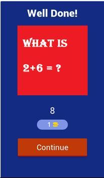 Math games - Math tricks for America screenshot 1