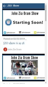 JZO Show screenshot 4