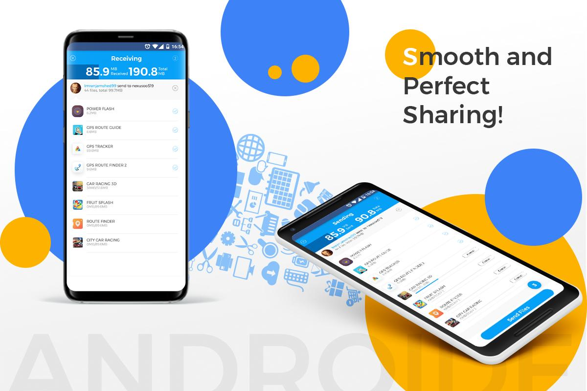 SHARE ALL : File Transfer & Share Files for Android - APK Download