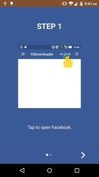 FB Video Downloader Pro poster