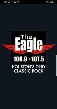 Houston's Eagle poster