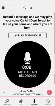 HOT 105 FM screenshot 3