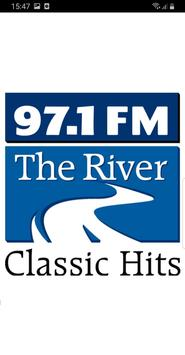 97.1 The River poster