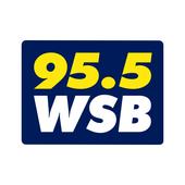 95.5 WSB 图标