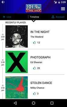 101.9 The Mix screenshot 4