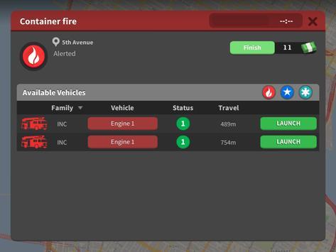 Dial-911 Simulator screenshot 1