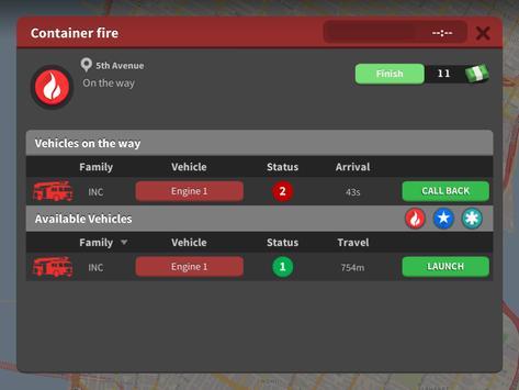 Dial-911 Simulator screenshot 2
