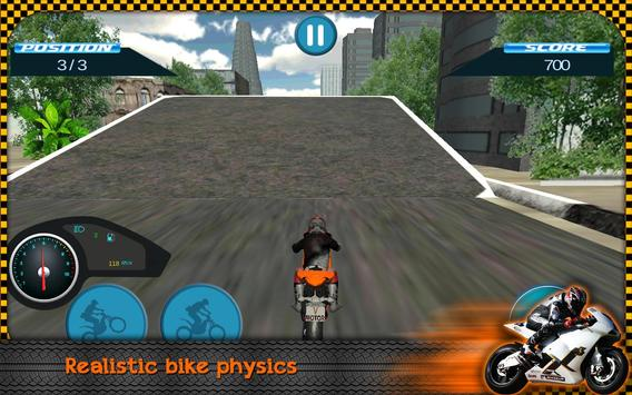 Ultimate Bike Marathon screenshot 1