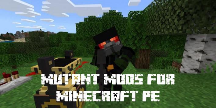 Mutant Creatures Mods for Minecraft PE screenshot 2