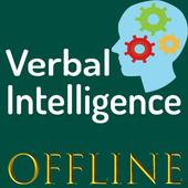 Verbal Logical Reasoning Intelligence MCQs Offline icon