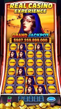 Slots: Vegas Roller Slot Casino - Free with bonus screenshot 1