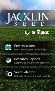 Jacklin Seed screenshot 1