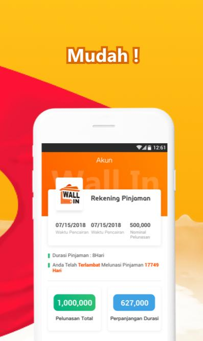 Wall In E Pinjaman Mata Uang Online For Android Apk Download