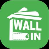 Wall In - Pinjaman dana tunai icon